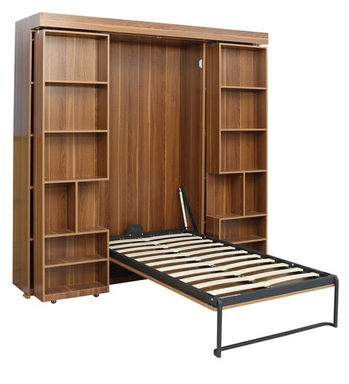 Sliding Wall Beds : Buy space saving impress wall bed with sliding doors in