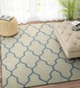 Imperial Knots Multicolour Wool 72 x 48 Inch Carpet