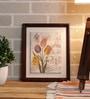 Multicolour Ceramic Wonderful Life Tile Wall Frame by Importwala