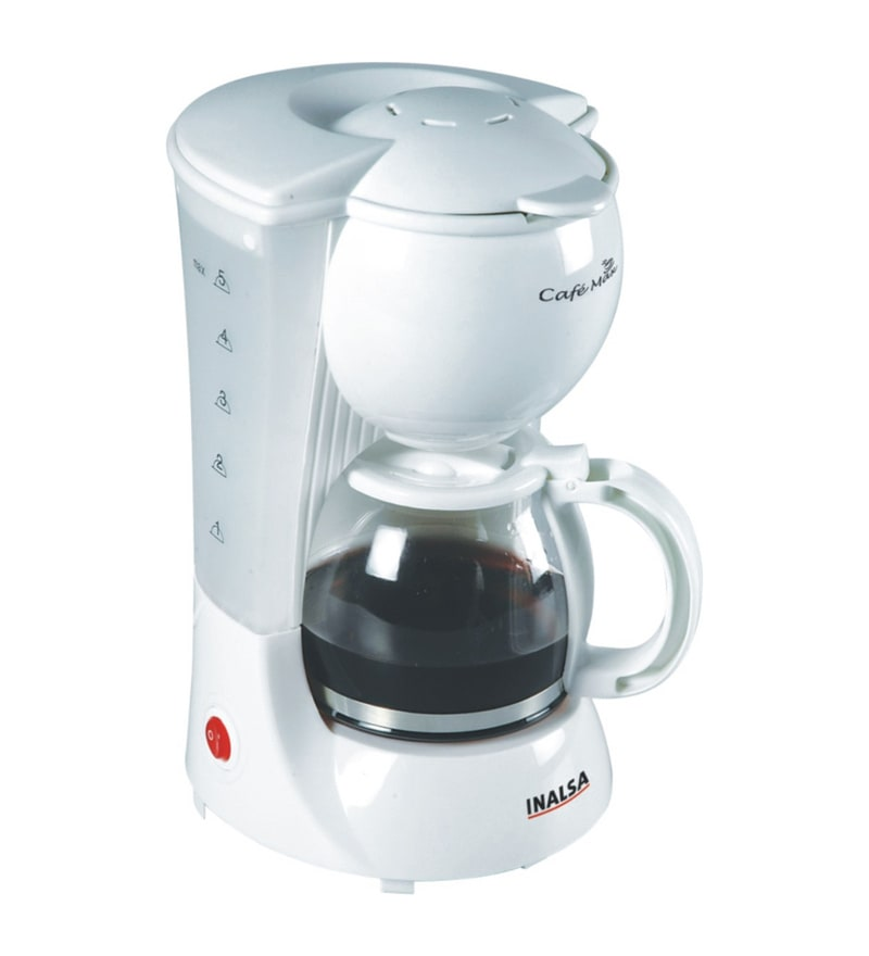 Inalsa Cafe Max 600W Coffee Maker