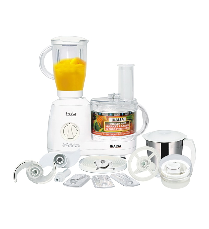 Inalsa Fiesta 650W Food Processor