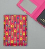 India Circus Technicolour Jootis Faux Leather Passport Cover