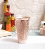 Indian Art Villa Handmade Copper 525 ML Glass