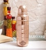Indian Art Villa Handmade Copper 700 ML Bottle