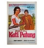 Paper 20 x 30 Inch Kati Patang Vintage Unframed Bollywood Poster by Indian Hippy