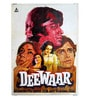 Paper 30 x 40 Inch Deewaar Vintage Unframed Bollywood Poster by Indian Hippy