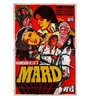 Paper 40 x 60 Inch Mard Vintage Unframed Bollywood Poster by Indian Hippy
