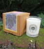 Indie Eco Candles Rose, Patchouli & Amber Candle