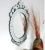 Velma Crown Top Wall Mirror by Venetian Design