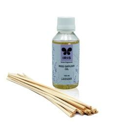 Iris Lavender Diffuser Refill Pack