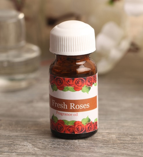 Fresh Roses Fragrance Oil by Itiha