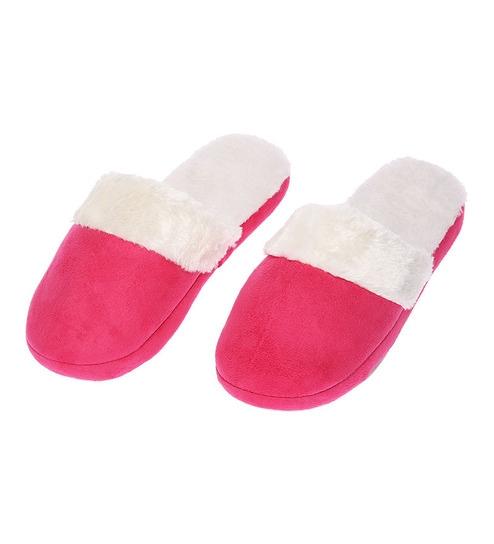 950370be895 Buy HomeStop Pink Terry 38-39 INCH Bath Slipper Online - Bath Slippers -  Bath Slippers - Pepperfry