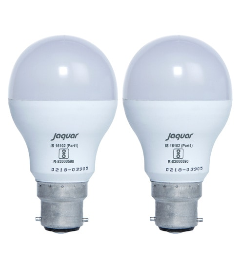 f856aa80d Buy Jaquar White 5 Watt LED Bulbs - Pack of 2 Online - LED Bulbs - LED    Lights - Hardware   Electricals - Pepperfry Product