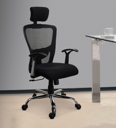 en chair ergonomic produit f fournitures de black catalogue