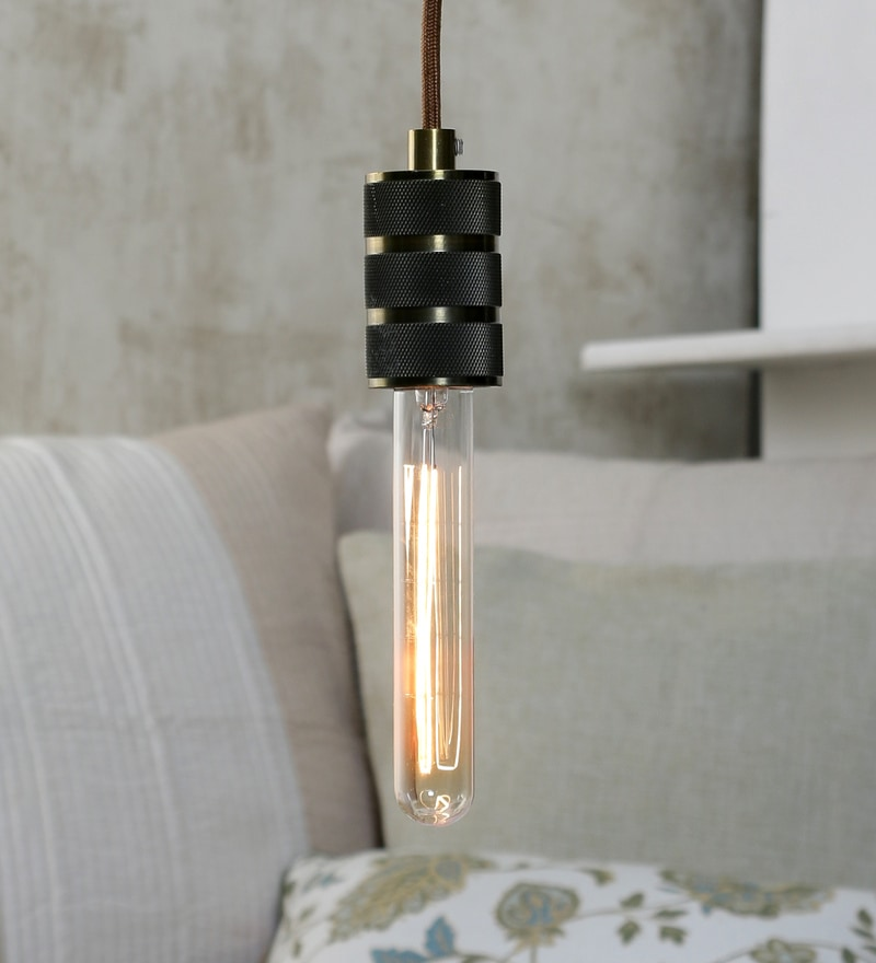 Transparent Glass Filament Lamp by Jainsons Emporio