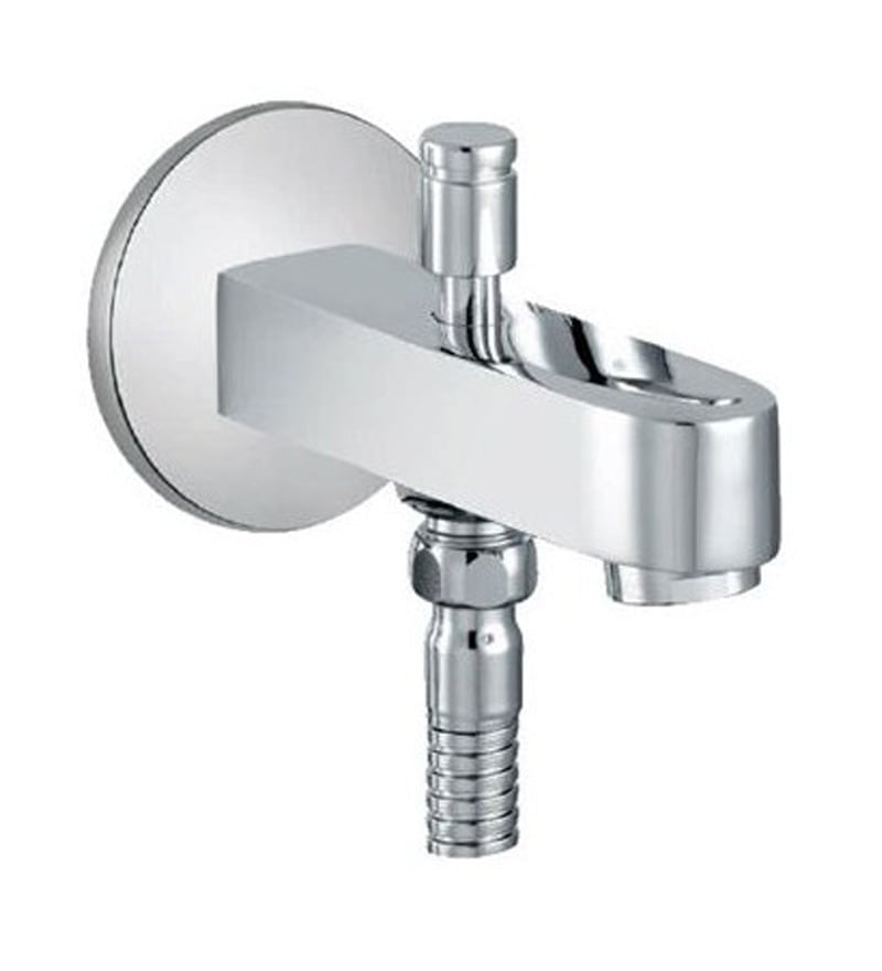 Jaquar Bath Tub Spout With Button For Hand Shower By