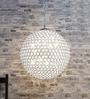Jainsons Emporio Golden Crystal Ball Pendant Light