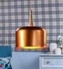 Jainsons Emporio Copper Aluminium Pendant