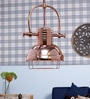 Copper Iron Pendant by Jainsons Emporio