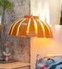 Jainsons Emporio Orange Pod Pendant Light