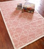 Jaipur Rugs Hot Spice & White Cotton 60 x 96 Inch Area Rug