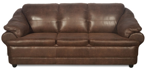 Buy Jinerio Three Seater In Brown Finish By Godrej Interio Online Sofa Sets Sofas Pepperfry