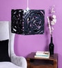 JILDA Rose Black Plexi Glass Pendant Lamp