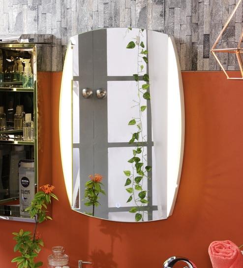 JJ Sanitaryware Malta LED Bathroom Mirror
