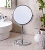 JJ Sanitaryware MF-01 Chrome Brass Shaving Mirror