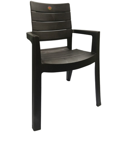 Jordan Comfort Chair Set Of 2 In Ice Brown Colour By Cello