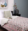 Jodhaa Multicolour Cotton Small Size Quilt