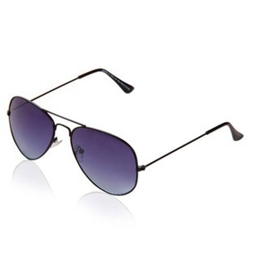 23902a1da1cb Just Colours Blue-Black Aviator Sunglasses by JUST COLOURS Online -  Sunglasses - Hobbies - Pepperfry Product