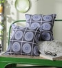 Just Essential Multicolour Cotton 16 x 16 Inch Cushion Covers - Set of 2