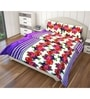 Multicolour Fabric Queen Size Comforter by Just Linen