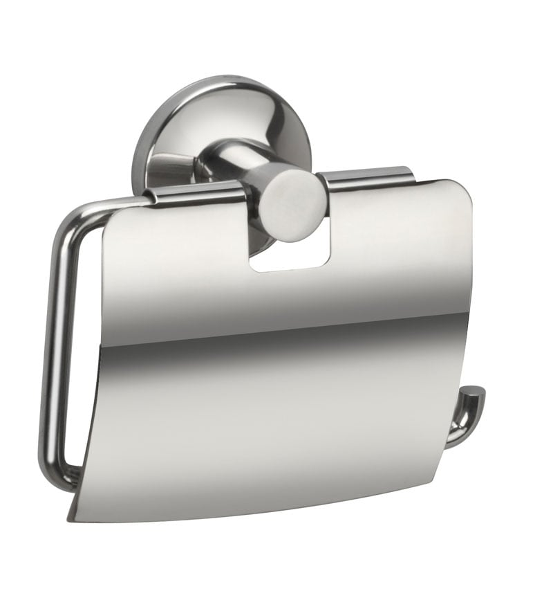 Attractive Stainless Steel Toilet Roll Holder Part - 12: Click To Zoom In/Out