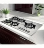 Kaff KHNX 905 HD Stainless Steel 5-burner With Auto Ignition Hob – 35.43 inches