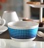Kahla Touch Blue Squares Einzelteile Porcelain Bowl