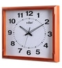 Kaiser Brown Wooden 19 x 2 x 16.5 Inch Wall Clock
