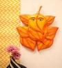 Patta Ganesha Plastic 8 x 1 x 10 Inch Wall Art by Kalaaplanet