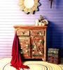 Tisha Sideboard in Distress Finish by Bohemiana