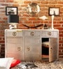 Kanowna Sideboard in Metallic Finish by Bohemiana
