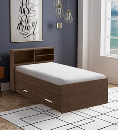 Modern Single Beds Buy Modern Single Beds Online In India At Best