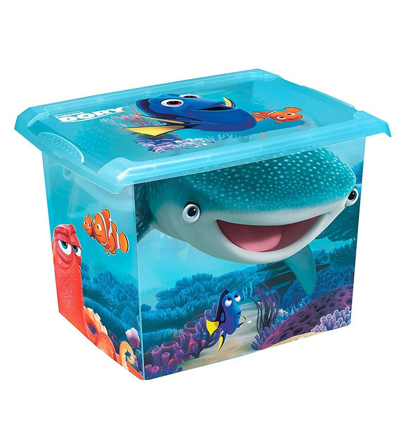 Keeeper Finding Dory Plastic 20.5 Litres Deco Box