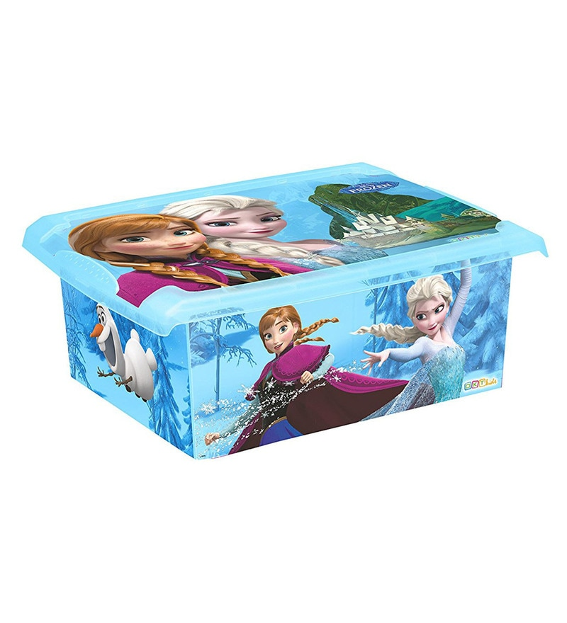 Keeeper Frozen Plastic 10 Litres Fashion Box