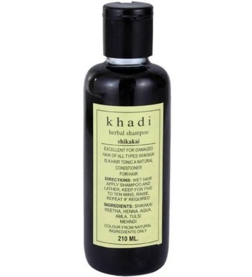 Khadi Herbal Shikakai Shampoo 210 Ml Pack Of 3 By Khadi Online