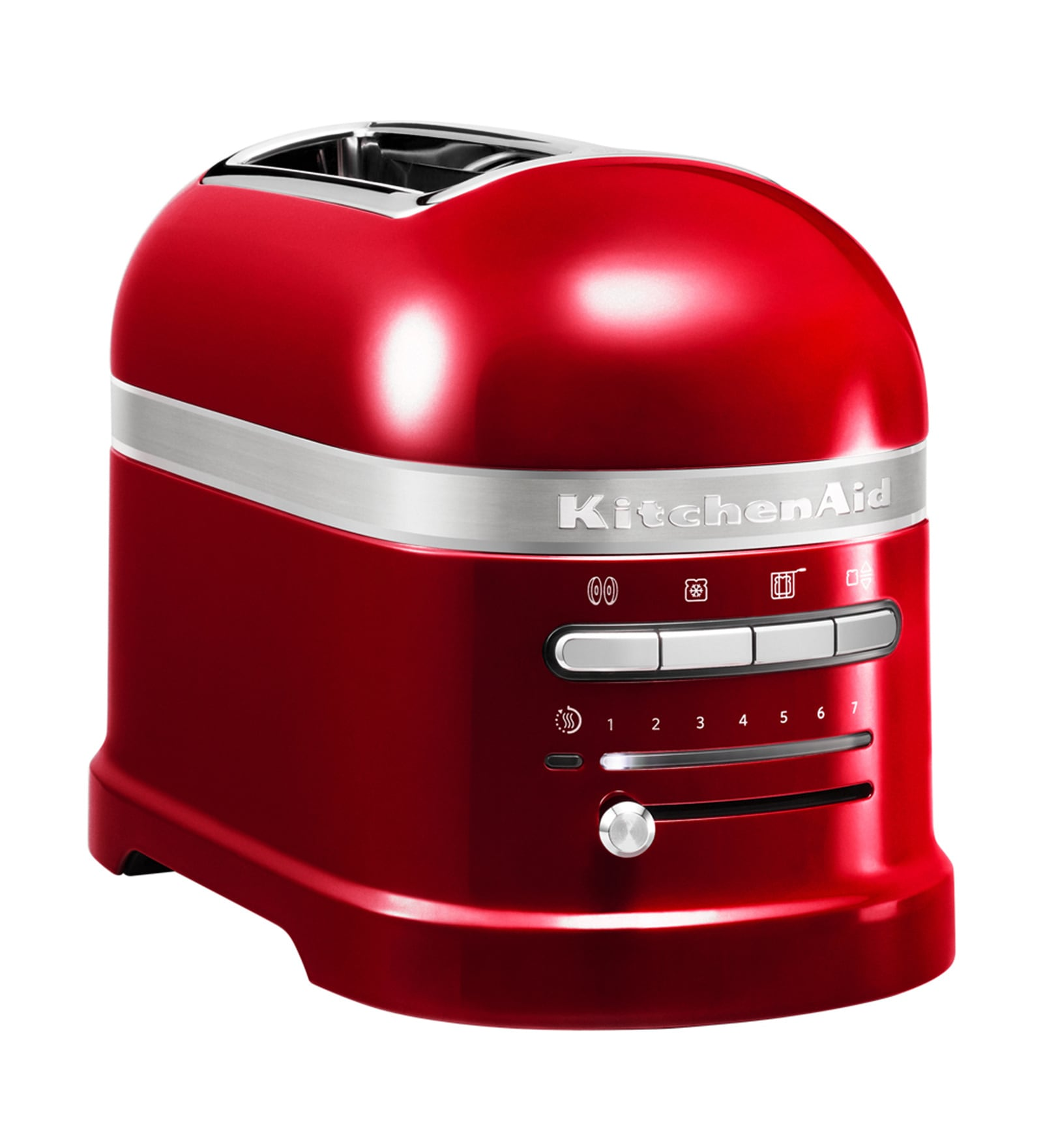 KitchenAidPro Line 2 Slice Automatic Pop-Up Toaster (Candy Apple) 5KMT2204BCA
