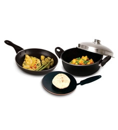Kitchen Chef Designer Cookware Set - 3 Pcs
