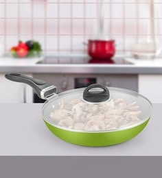 Kitchen Chef Natura Frying Pan With Lid 260 Mm