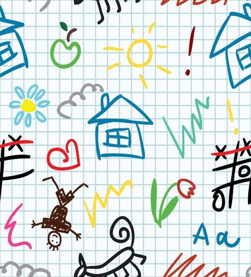 Print A Wall Paper Kids Copy PVC Free Wallpaper