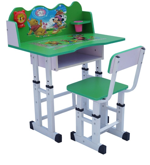 Merveilleux Kids Study Table And Chair By BFURN